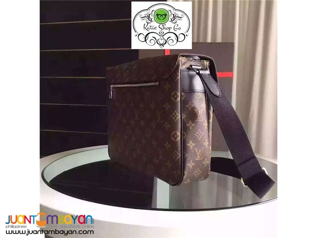 Louis Vuitton Christopher Messenger Monogram