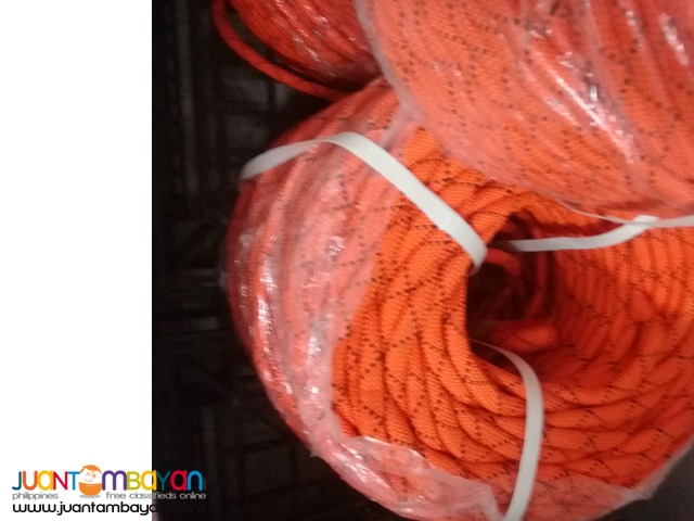 Rappel Static Rope - 11mm  x 200meters orange