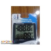 Thermo Hygrometer (indoor)