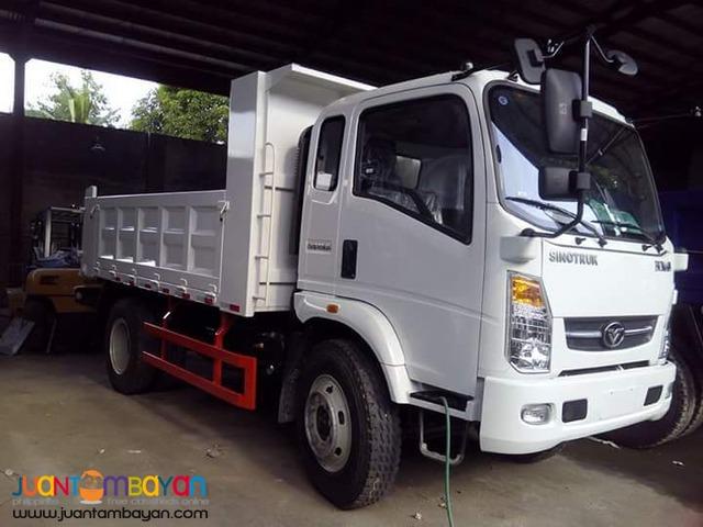 6 Wheel Dump Truck  6.5m³, 4x2 drive, 130HP