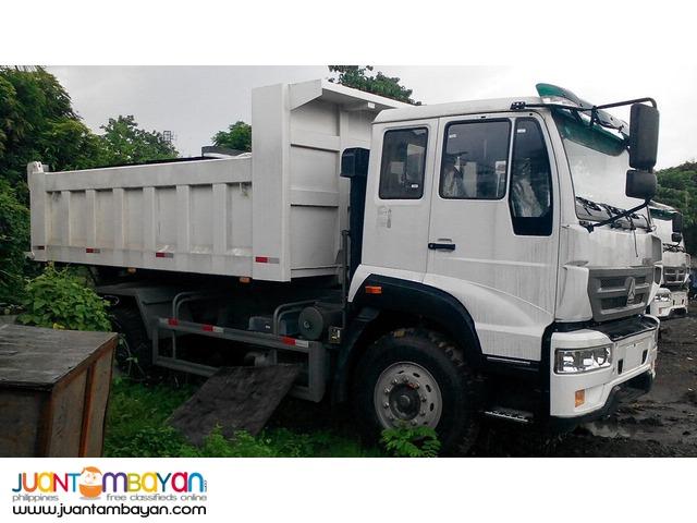 6 Wheeler C5B Huang He Dump Truck-12m³, 220HP  (Yuchai Engine)