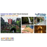 KAMAY NI HESUS TOUR PACKAGE WITH LAGUNA SIDE TRIP