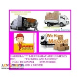 CARMELA MOVERS AND TRUCKING COMPANY INC.