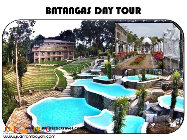BATANGAS DAY TOUR PROMO