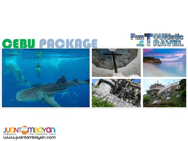 CEBU ALL IN PACKAGE
