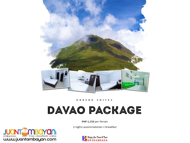 3D2N Davao Package
