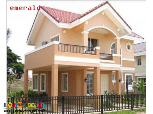 READY FOR OCCUPANCY EMERALD MODEL AT CAMELLA RIVERDALE, PIT-OS