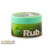 RUB Cf Wellness All Natural