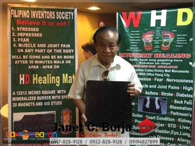 Apak Apak Wonder Healing Device by Dalmacio Muring