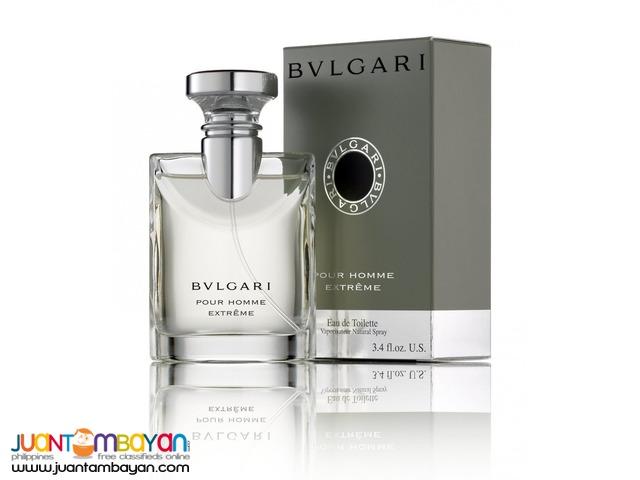 Authentic Perfume BVLGARI EXTREME POUR HOMME EXTREME BVGARI PERFUME