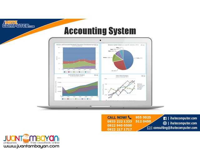Accounting System by ihatecomputer.com