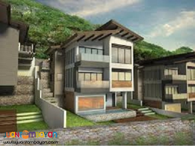 THE RESIDENCES AT NORTH RIDGE MONTERRAZAS DE CEBU MODEL B