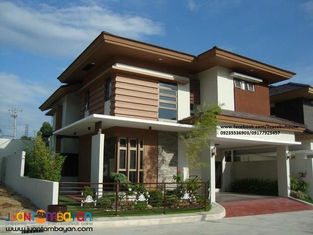 4 BR – Elegant House at The Midlands Casa Rosita-Paseo Arcenas, Banawa