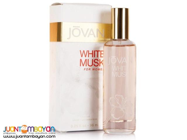 AUTHENTIC PERFUME - Jovan White Musk Women