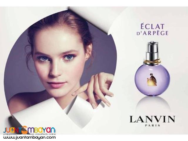 Authentic Perfume - Lanvin Eclat d'Arpege