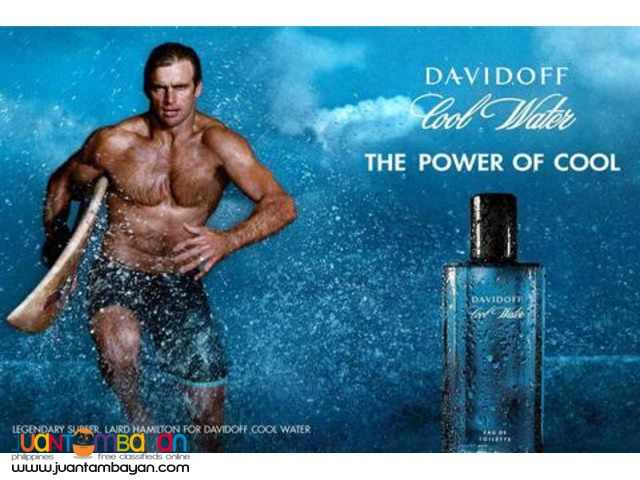 Authentic Perfume - Davidoff Cool Water Men 125ml