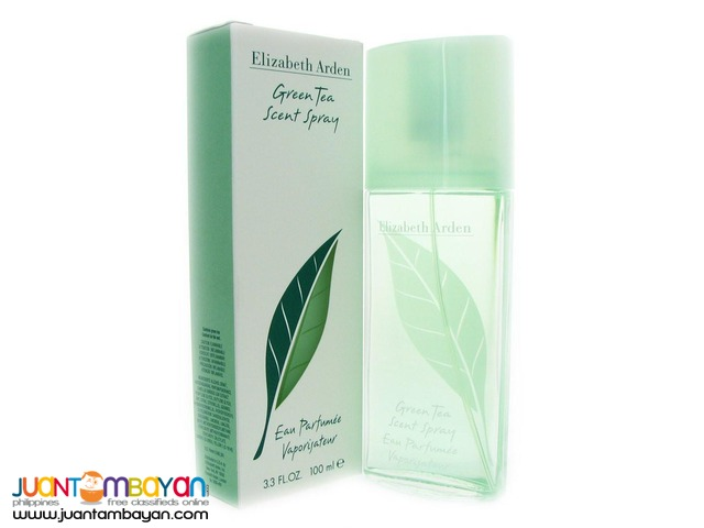 Authentic Perfume - Elizabeth ARDEN Green Tea 100ml