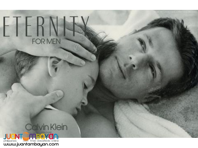 Authentic Perfume - Calvin Klein CK Eternity Men 100ml