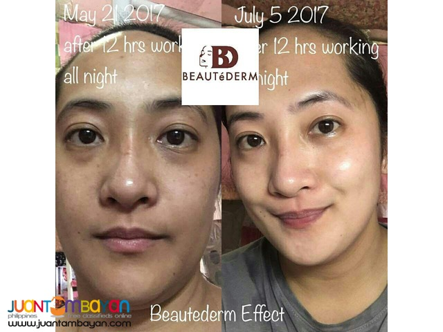 Beautederm Trial Set