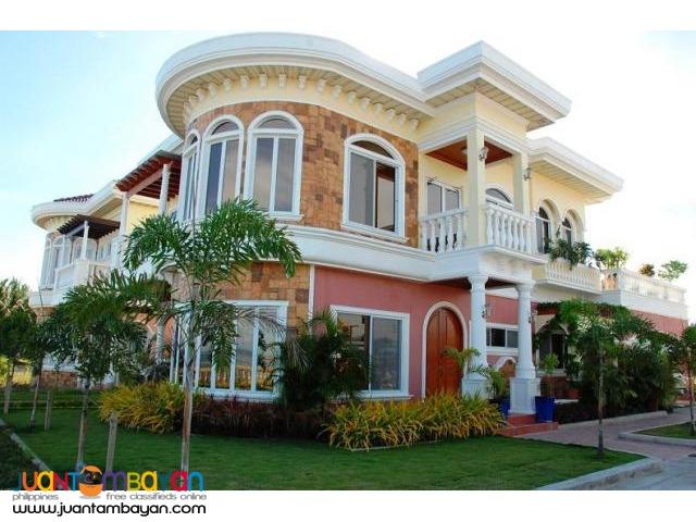 BEACHFRONT HOUSE ALESSANDRA MODEL FONTE DI VERSAILLES IN MINGLANILLA