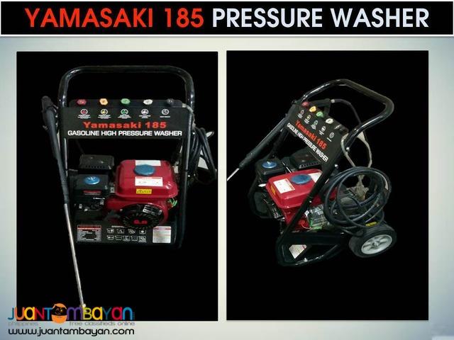Pressure washer yamasaki 185