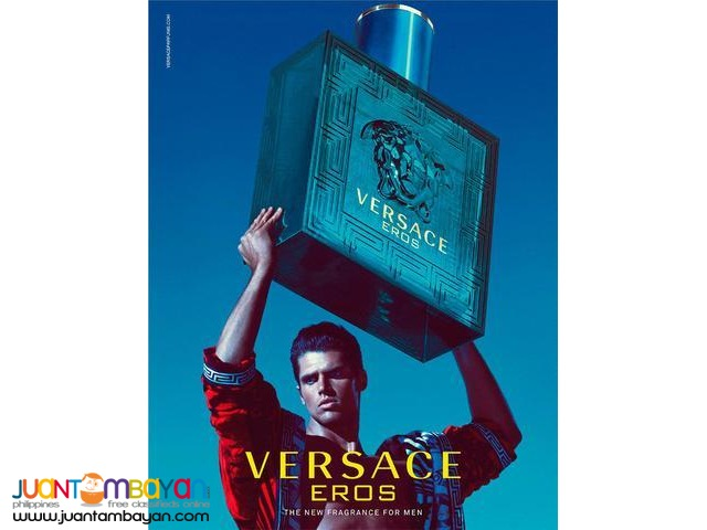 Authentic Perfume - Versace Eros 100ml