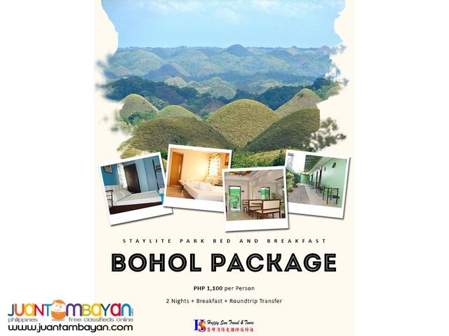 3D2N Bohol Package