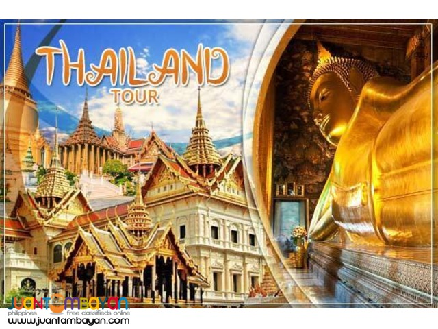 Bangkok / Hongkong and Singapore PROMO TOUR PACKAGE with AIRFARE