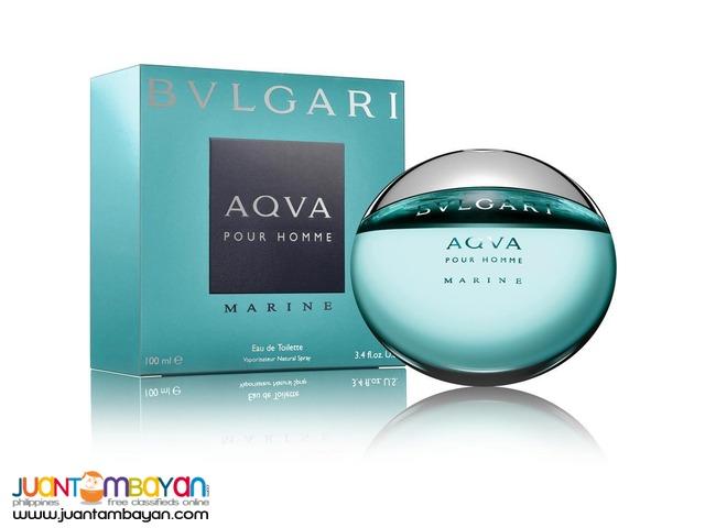 Authentic Perfume - Bvlgari Aqva Marine 100ml