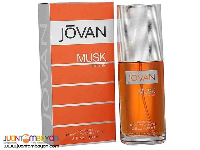 Authentic Perfume - Jovan Musk Men