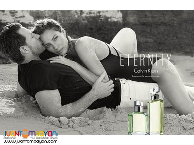 Authentic Perfume - Calvin Klein CK Eternity Women 100ml