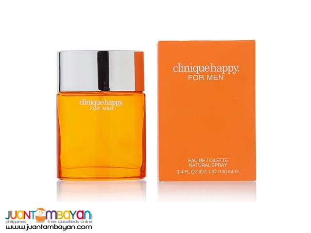 Authentic Perfume - Clinique Happy Men 100ml