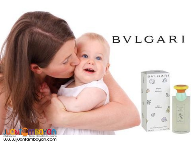 Authentic Perfume - Bvlgari Petit Et Mamans 100ml - KIDS PERFUME