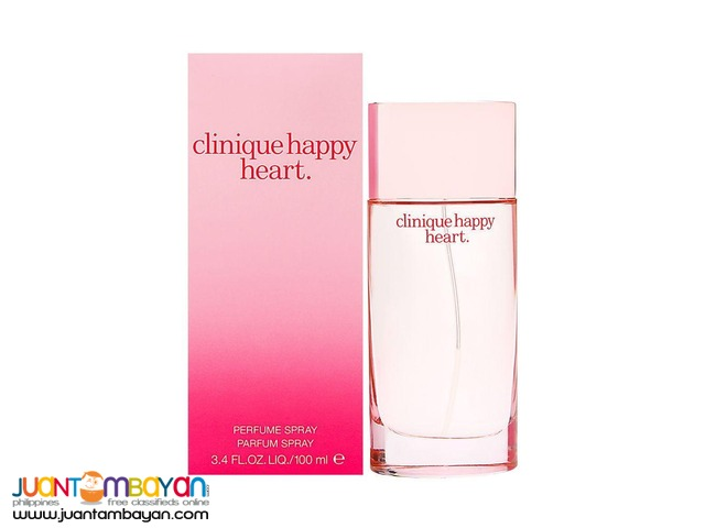 Authentic Perfume - Clinique Happy Heart 100ml