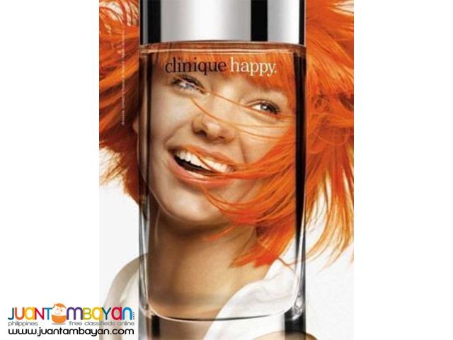 Authentic Perfume - Clinique Happy Women 100ml