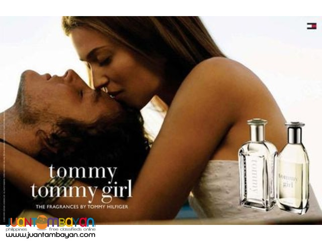 Authentic Perfume - Tommy Hilfiger Tommy Girl 100ml
