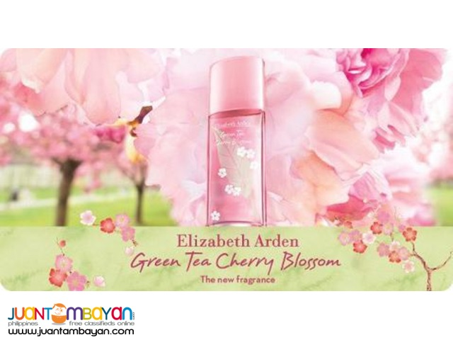 Authentic Perfume - Elizabeth ARDEN Green Tea Cherry Blossom 100ml