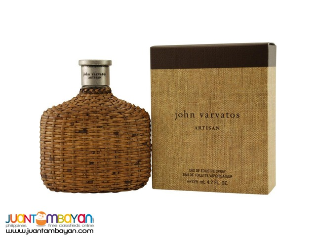 Authentic Perfume - John Varvatos Artisan 125ml
