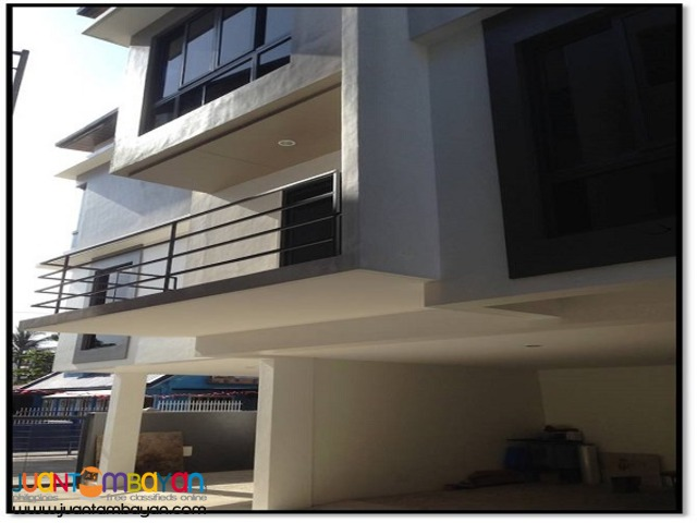 PH568 Townhouse for Sale in Mindanao Ave at 5.5M
