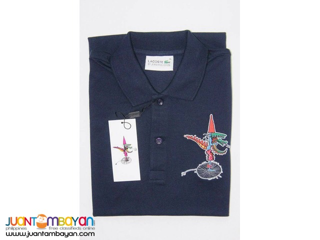 LACOSTE Jean Paul Goude POLO SHIRT FOR MEN