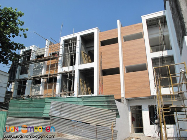 PH603 Townhouse For Sale In Project 6 Q.C Area At 10.3M