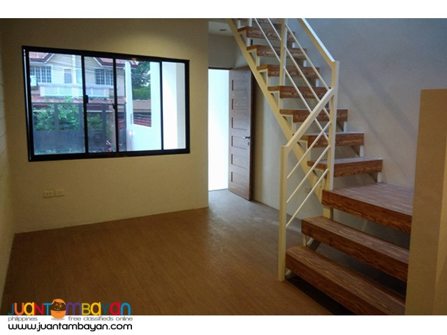 PH743 Townhouse For Sale In Tandang Sora at 6.5M