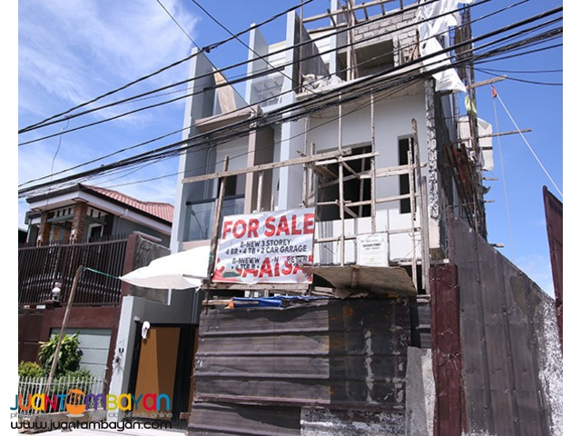 PH740 Townhouse For Sale In Tandang Sora At 7.2M