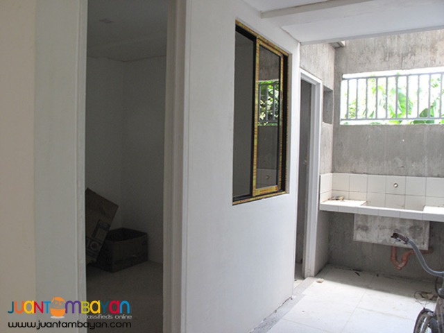 PH771 Townhouse For Sale In Tandang Sora At 7.3M