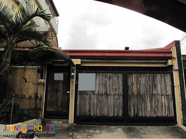 PH756 House And Lot For sale in Tandang Sora 10M