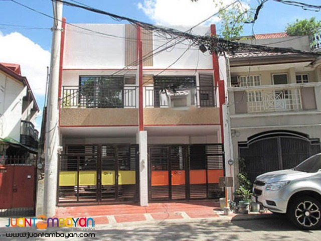 PH584 House And Lot For sale in Tandang Sora Q.C 10M