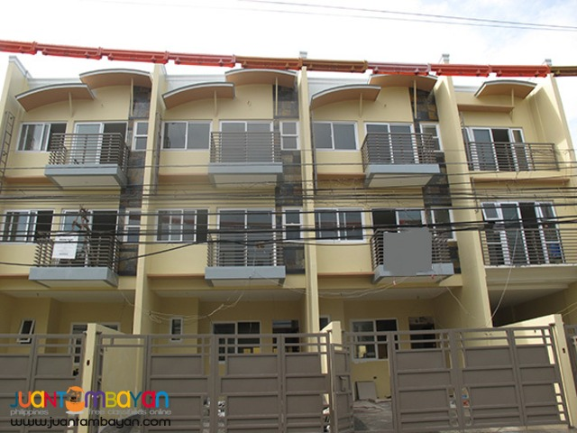 PH757 Townhouse For Sale In Visayas Avenue At 9.6 M