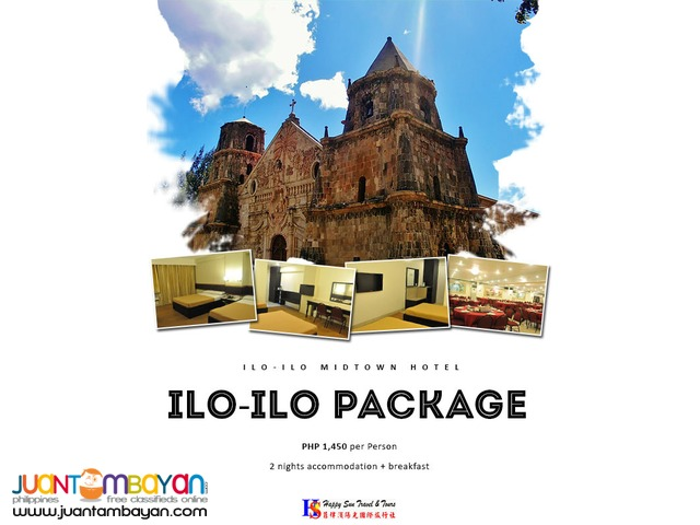 3D2N Iloilo Package