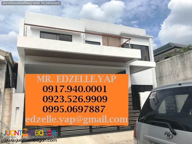 2 Storey House and Lot for Sale Northview Filinvest 2 Q.C