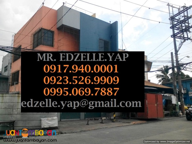 3 Storey Building for Sale Proj 8, Quezon City